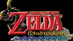 The Legend of Zelda - The Wind Waker (logo)