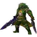 Hyrule Warriors Legends Ganondorf Standard Armor (Koholint - Mamu Recolor).png