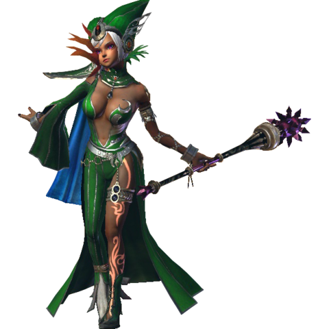 File:Cia - (Cia's Link Recolor) Alternate Unmasked Cia (Hyrule Warriors Master Quest DLC).png
