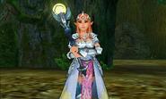 Hyrule Warriors Legends Princess Zelda Standard Robes (Koholint - Marin Recolor)