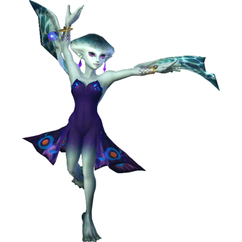 File:Hyrule Warriors Princess Ruto Standard Outfit (Lulu Recolor - Master Quest DLC).png