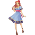 Hyrule Warriors Legends Artwork Marin (Concept Artwork).png