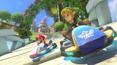 Link (Mario Kart 8)
