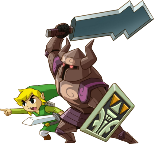 File:Link & Phantom.png