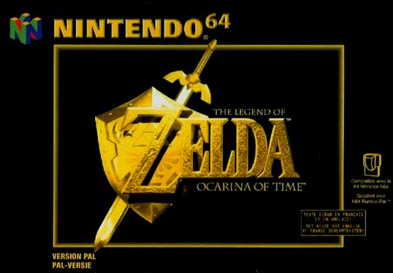 File:The Legend of Zelda - Ocarina of Time (Europe).png