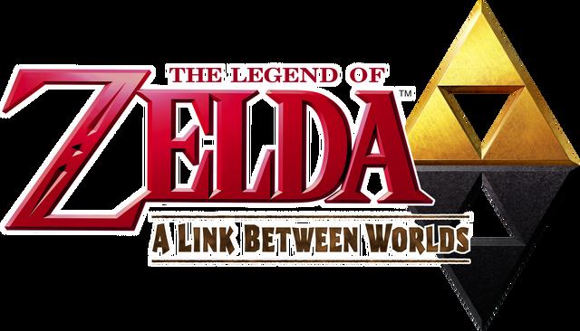 File:The Legend of Zelda - A Link Between Worlds (logo).png
