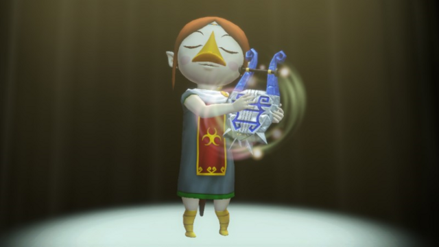File:Hyrule Warriors Sage of Earth Medli Earth God's Harp (Victory Cutscene).png