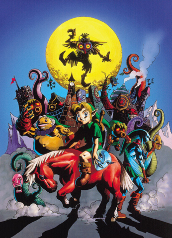 File:Characters (Majora's Mask).png