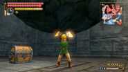 Hyrule Warriors Classic Link Power Gauntlets Giant Boulder WVW69iappOULLEdm3A