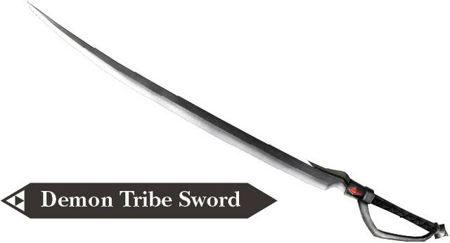 File:Hyrule Warriors Demon Blade Demon Tribe Sword (Render).png