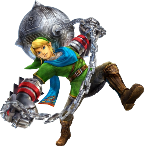 File:Link Gauntlets (Hyrule Warriors).png