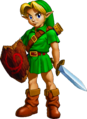 Young Link Artwork 2 (Ocarina of Time).png