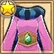 Hyrule Warriors Legends Fairy Clothing Rabbit Robe (Top).png