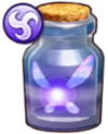 Hyrule Warriors Elemental Fairies Fairy of Darkness (Icon)