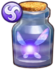 File:Hyrule Warriors Elemental Fairies Fairy of Darkness (Icon).png