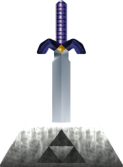 Pedestal of Time (Ocarina of Time)