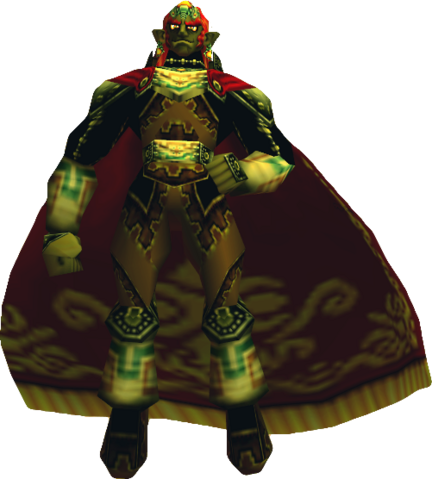 File:Ganondorf (Ocarina of Time).png