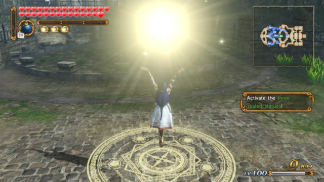 File:Hyrule Warriors Rapier Orb of Light Magic Circle.png