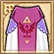 Hyrule Warriors Legends Fairy Clothing Royal Skirt - Pink (Bottom).png