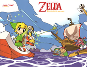 The Wind Waker - Link's Logbook