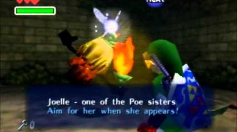 Poe Sisters (Ocarina of Time)
