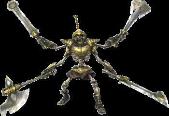 File:Hyrule Warriors Enforcers Stalmaster (Render).png