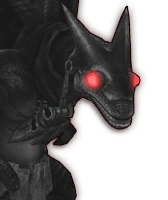 Hyrule Warriors Enforcers Dark Aeralfos (Dialog Box Portrait)