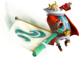 Daphnes Sail (Hyrule Warriors)