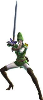 Bayonetta Hero of Hyrule