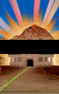 Fire Temple (Spirit Tracks)