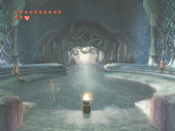Zora's Throne Room