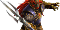 Trident (Hyrule Warriors)