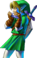 Link Playing Ocarina (Ocarina of Time).png