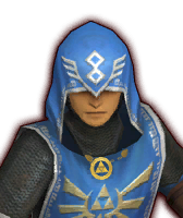 File:Hyrule Warriors Summoners Hylian Summoner (Dialog Box Portrait).png