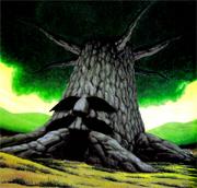 MBTI enneagram type of Great Deku Tree