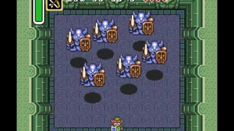 Armos Knights (A Link to the Past)