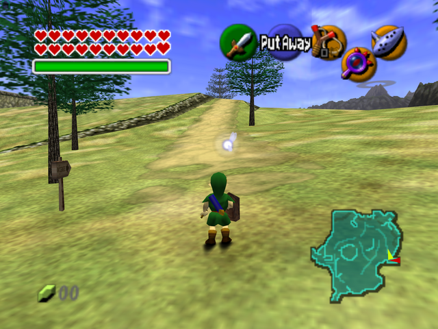 File:Gameplay (Ocarina of Time).png