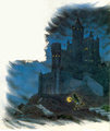 Hyrule Castle and Link (A Link to the Past).png