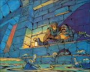 Link's Uncle's Death