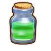 File:Hyrule Warriors Potions Green Potion (Level 4 Potion).png