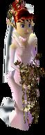 Majora's Mask Anju Wedding Dress (Render)