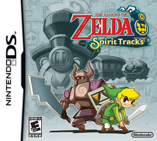File:The Legend of Zelda - Spirit Tracks (North America).png