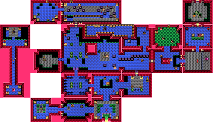Tail Cave (map)