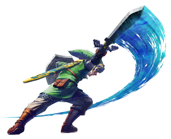 File:Link Artwork 2 (Skyward Sword).png