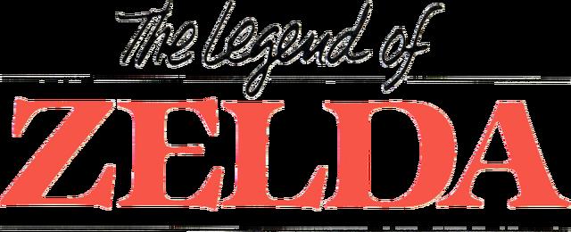 File:The Legend of Zelda (logo).png