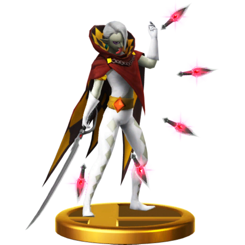 File:Super Smash Bros. for Wii U Demon Lord Ghirahim (Skyward Sword) Ghirahim (Trophy).png