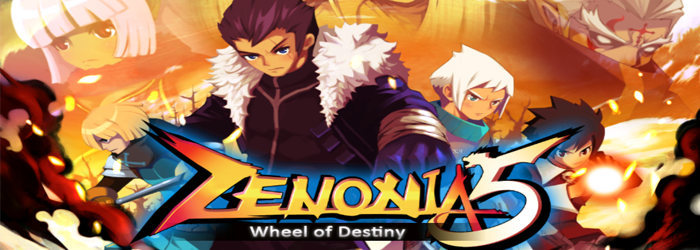 Zenonia 5-Wheel-of-Destiny