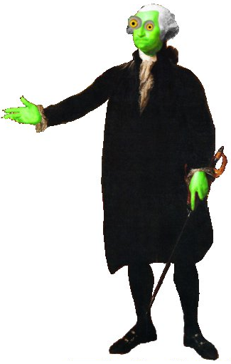 describing the character of george washington George washington wasn't as educated as ben franklin and thomas jefferson, but his visionary leadership set him apart  characteristics of visionary leadership.