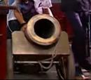 Giant Dragon Cannon