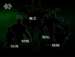 Demon Chart
